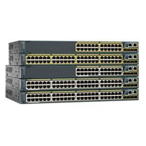 Cisco Catalyst WS-C3560X-48P-S Ethernet Switch