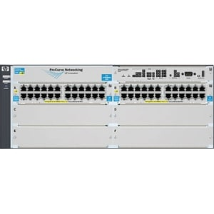 HP E5406-44G-PoE zl Switch Chassis