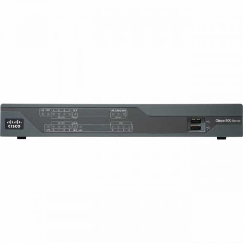 Cisco 892F IEEE 802.11n  Wireless Integrated Services Router
