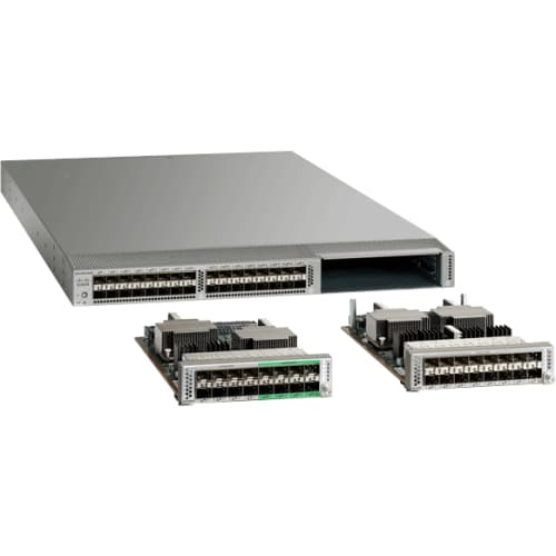 Cisco Nexus 5548UP Switch Chassis