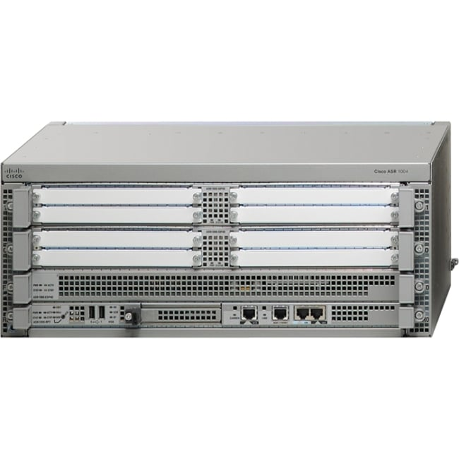 Cisco 1004 Aggregation Service Router