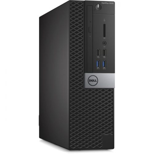 Dell OptiPlex 5040 Desktop Computer - Intel Core i5 (6th Gen) i5-6500 3.20 GHz - 8 GB DDR3L SDRAM - 500 GB HDD - Windows 10 Pro 64-bit (English/French/Spanish) - Small Form Factor